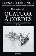 Livre de Bernard Fournier